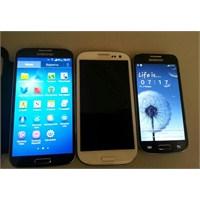 Samsung Galaxy S İv Mini İlk Görselleri Sunuldu