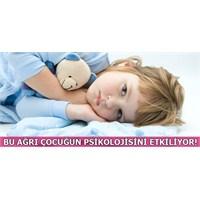 Bademcik Ağrısı Çocuğun Psikolojisini Etkiliyor