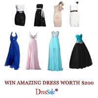 Dressale Free Christmas Giveaway Win Amazing Dress