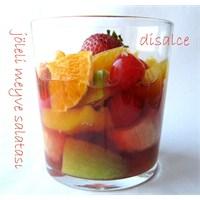Jöleli Meyve Salatasi...Disalce
