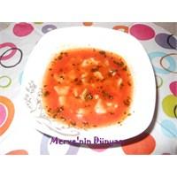 Geleneksel Mantı Çorbası