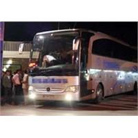 Sevgili Milletimin Yeni İcadı : Otobüs Arkası Bele