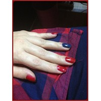 Haftanin Ojesi : Mavi- Kırmızı !