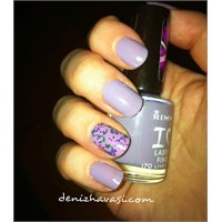 Rimmel Lovely Lilac & Golden Rose Jolly Jewels 105