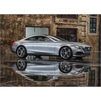 Mercedes Benz`den Etkileyici Bir Model: S Coupe