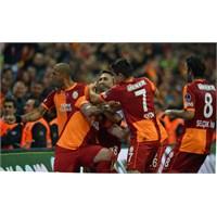 Sneijder Kükredi, Aslan 3 Puanı Aldı!