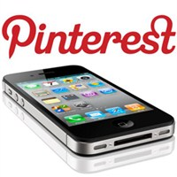 İphone, İpad Ve İpod Touch İçin Pinterest