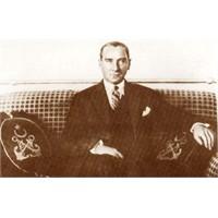 Mustafa Kemal Atatürk'ün Deniz Tutkusu