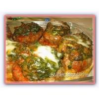 Çanak Köfte Ispanaklı