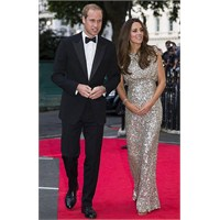 Kate Middleton: No.1 By Jenny Packham Elbise
