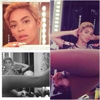 Beyoncé'nin Yeni Saçları