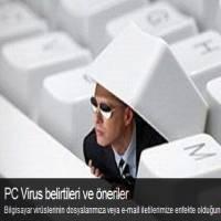 Pc Virus Belirtileri Ve Öneriler