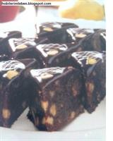 Çikolatalı Brownie..