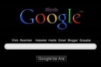 Siyah Google