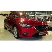 2013 Mazda 6 Sedan İstanbul Autoshow'da