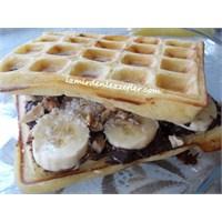 Waffle İzmirdenlezzetler