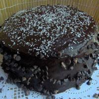 Kolay Çikolatalı Pasta...