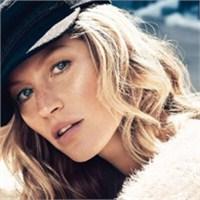 Giselle Bundchen H&m 2013 Kış Reklam Kampanyasında