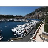 F1 Monaco Haftasonu