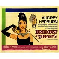 """Tiffany'de Kahvaltı""Ya Rekor Fiyat"