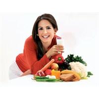 Kadınlara Özel 4 Beslenme Kuralı