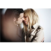 Trench Kisses - The Burberry A/w13 Campaign