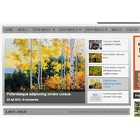 Ücretsiz 2013 Blogger Teması (Free Theme)
