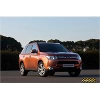 2013 Mitsubishi Outlander Teknik Özellikleri