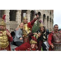 Roma Günlükleri: Rom(A)ntik Hareket