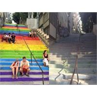 Merdiven Devrimi || Yasaktan Sanat Doğar!