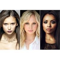 Vampir Günlükleri'nin Güzel Kadın Oyuncuları