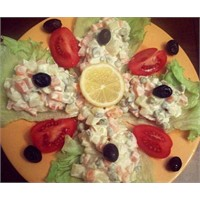 Rus Salatası Yapmak İsteyenler