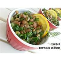 Kimyonlu Mercimek Salatası Nasıl Yapılır