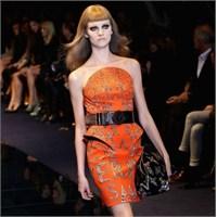 Versace 2012-2013 Sonbahar Kış Defilesi