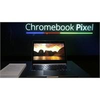 Video:chromebook Pixel Tanıtıldı!
