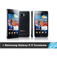 Samsung Galaxy S İi İnceleme