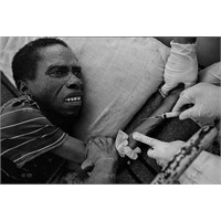 James Nachtwey Ödüllü Fotoğrafları