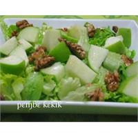 Mayhoş Meyveli Salata Tarifi