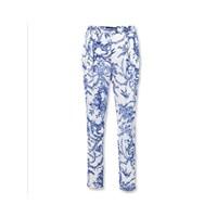 2013 Yaz Desenli Pantolon Modelleri