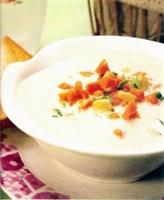 Kremalı Karnabahar Çorbası