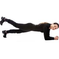 Yedi Günde Yedi Egzersizle Düz Bir Göbeğiniz Olsun