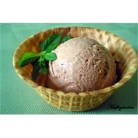 Cikolatali Cheesecake Dondurma