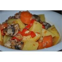 Havuçlu Patates