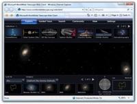 Evreni Web Tarayıcınızda Keşfedin