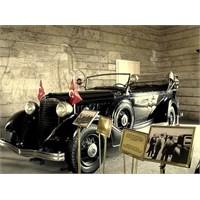 Atatürk'ün Kullandığı Otomobiller