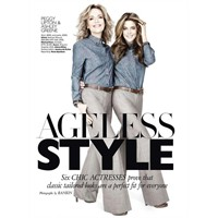 Harpers Bazaar 2010 Ekim sayısı