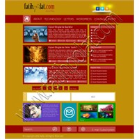 Windows 8 Temalı İlk Türkçe Kişisel Blog Teması