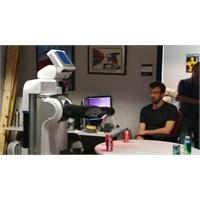 Carnegie Mellon'dan Robot Garson