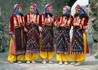 Isparta Halk Oyunları, Zeybek Oyunları, Ağır Zeybe