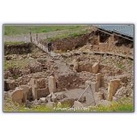 Dünyanın İlk Tapınağı Göbekli Tepe